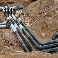 Прокладка водопровода в Одессе