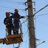 Подключение электричества в Одессе.